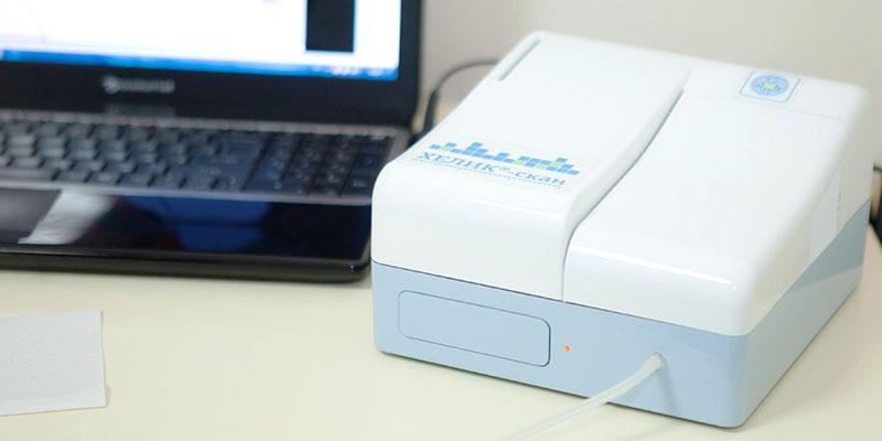 Тест на хеликобактерию