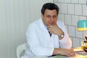 Врач-гинеколог – Белкин Вадим Анатольевич