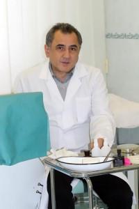 Врач-стоматолог-хирург, ортопед Терян Сергей Алексеевич