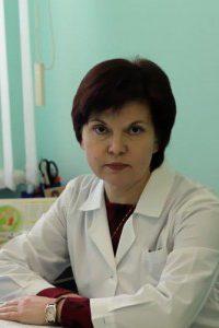 Мартынова Светлана Ивановна — врач-эндокринолог