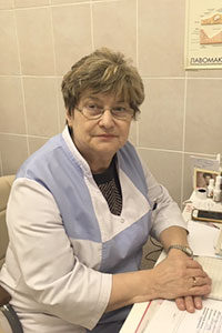 Пенькова Джульетта Владимировна